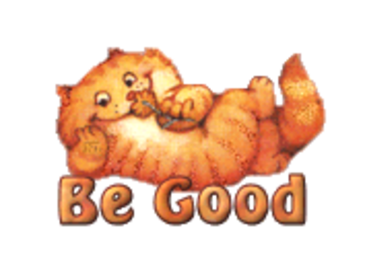 Be Good - SpringKitty