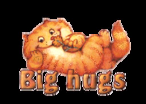 Big hugs - SpringKitty