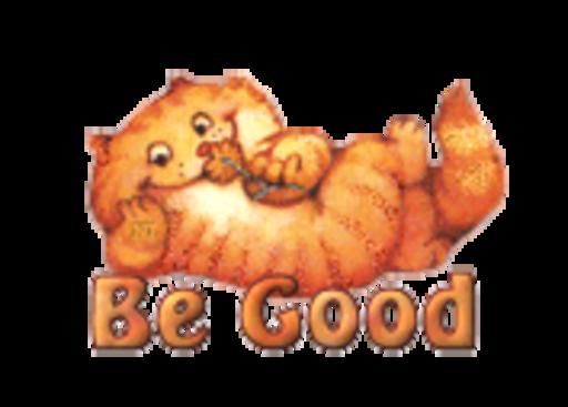 Be Good - SpringKitty