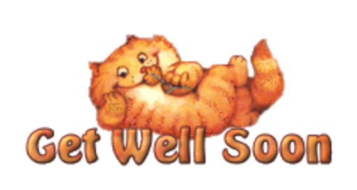 Get Well Soon - SpringKitty