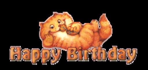 Happy Birthday - SpringKitty