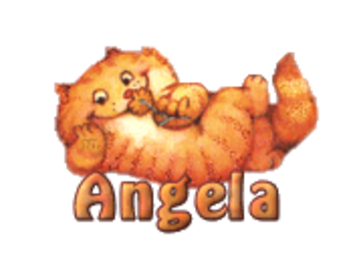 Angela - SpringKitty