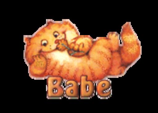 Babe - SpringKitty