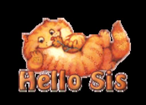 Hello Sis - SpringKitty