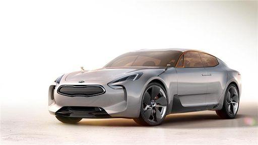 2012 Kia GT Concept