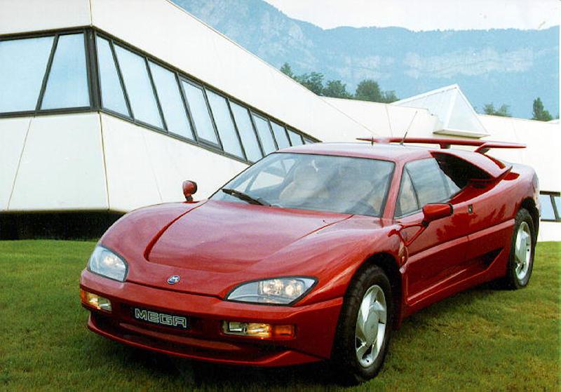 1995 Mega Track