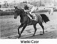 WIELKI CZAR (*Cedr x Wielka Este, by El-Trypli) 1972 bay stalion