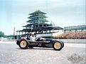 The winner LeeWallard '51 Indy 500