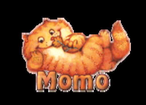 Momo - SpringKitty