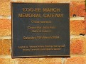 Molong Coo-ee March Plaque 002