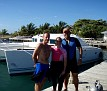 Before the dive