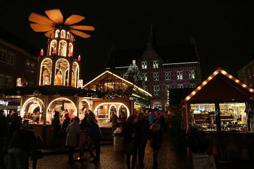 Bocholt Christmas Market 2017 December (14)