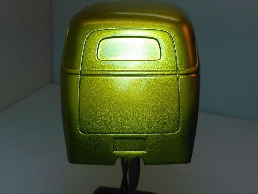 WIP - 1938 Custom Ford Van 034