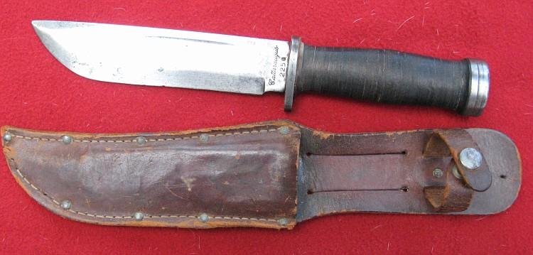 Cattaraugus knife dating