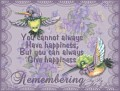 birdsofhappiness-remembering
