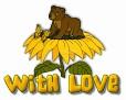 ithLove SunflowerBear MollyTBD-vi