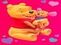 Poohs Valentine Hug