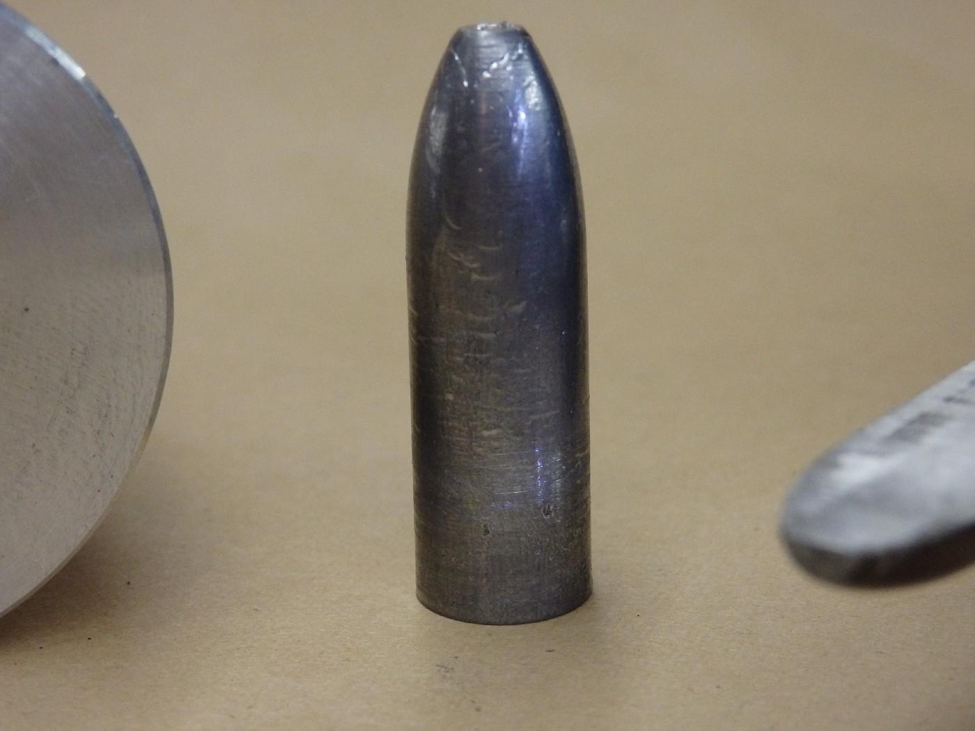 Paper Patch Bullet