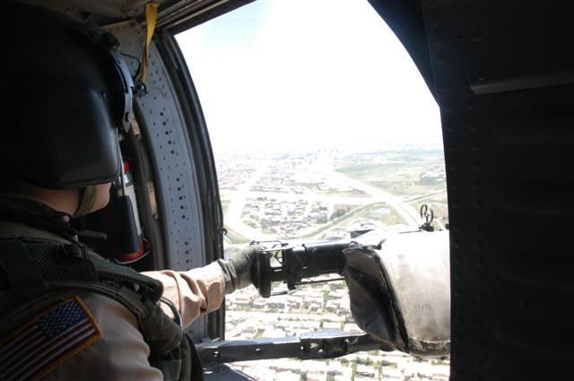 USA Airborne 101 in Iraq 046