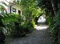 Pousada's garden