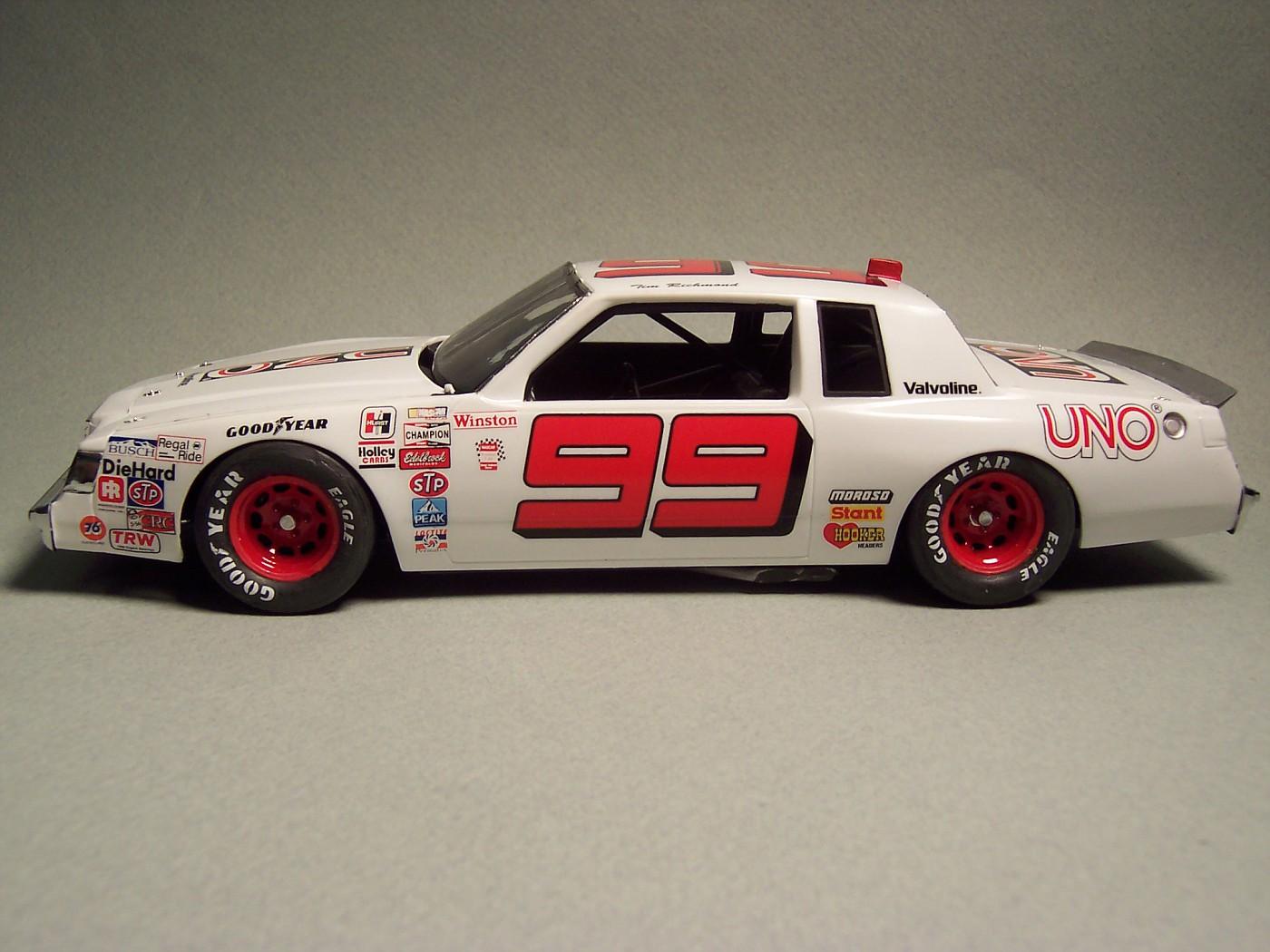 1981 Tim Richmond UNO Buick | Diecast CraZy - Discussion ...