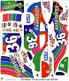 1998 Ernie Irvan Wildberry Skittles  029