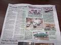 Club in newspaper