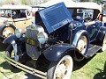 1930 Ford, a blue one