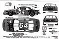 1994 Jimmy Spencer Busch 874