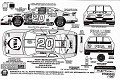 1995 Bobby Hillin Jr 574