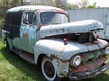 1951 Ford Sedan Delivery right frony