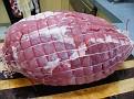 Pork ready for roasting 002