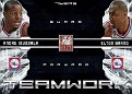 2009-10 Donruss Elite Teamwork #23 (1)