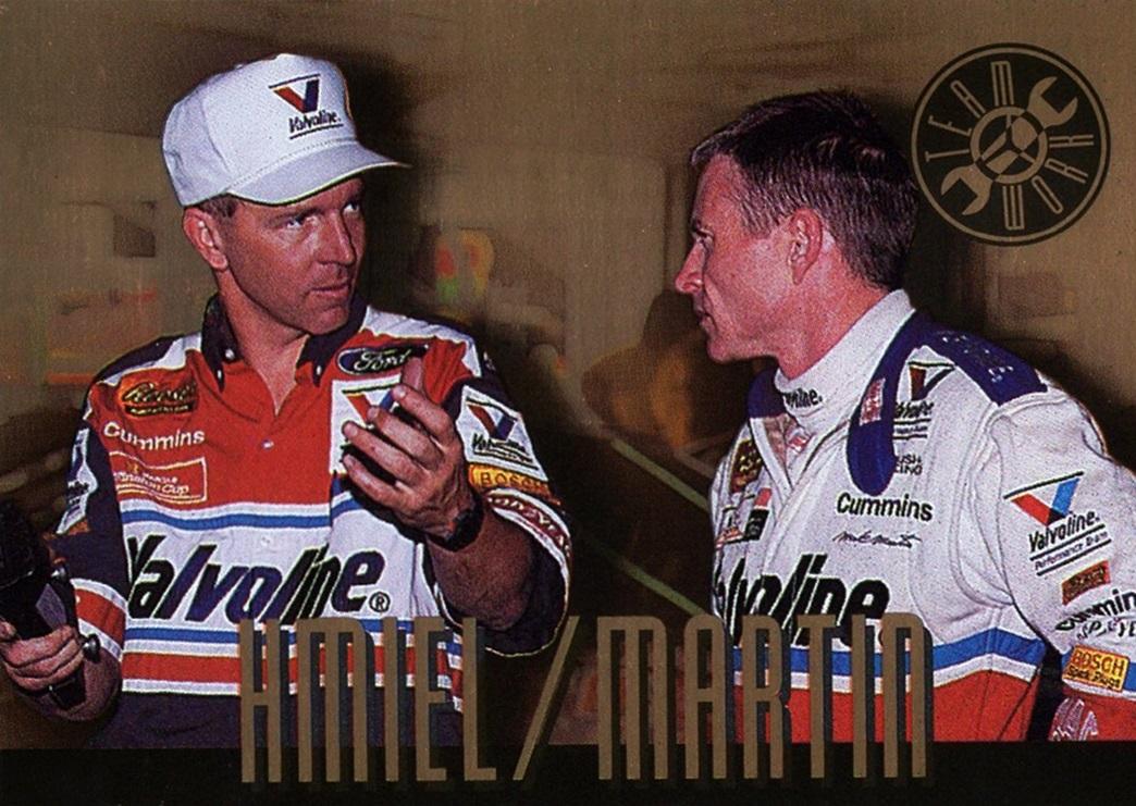 1994 Finish Line Gold Teamwork #TG02 (1)