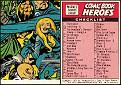 1975 Marvel Comic Book Heroes Checklist #8