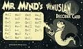 Mr Mind Decoder Card 16290