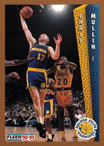 1992-93 Fleer #077 (1)