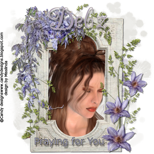 PRAYERS FOR OUR RONI DEBZpraying20for20you2020debz-vi
