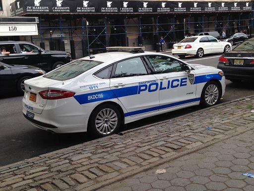 NY - NYC Sanitation Police