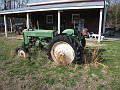 Trading the John Deere for Greg's Services to Fix my other tractors.