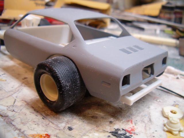 1974 Vega Modifié #X15, terminé 003-vi