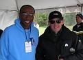 Ray & Lance NYC Marathon 2006 1
