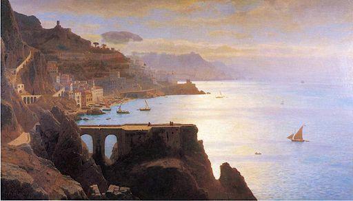 Castle at Ostia, Lazio, Italy [1871]