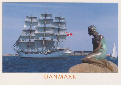 Denmark - THE LITTLE MERMAID NS