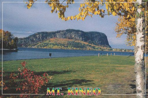Mt Kineo State Park