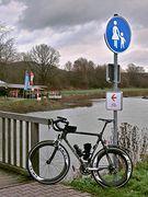 Gehweg für Fahrräder??