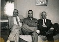 Left-to-Right: Estil Marcum, Horace Marcum, and Roy Harness.