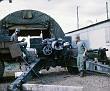 155mm-In For Maint-Pleiku Artillary Section