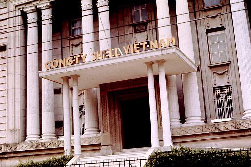 52-Shell Building Saigon