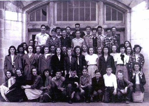 206 - Huntsville School Class